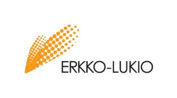 Erkko lukio logo
